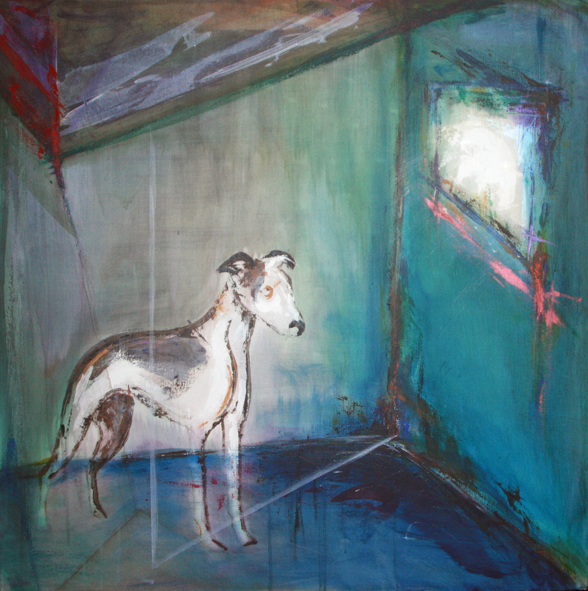 Down to the Bone – charity exhibition for  street dogs